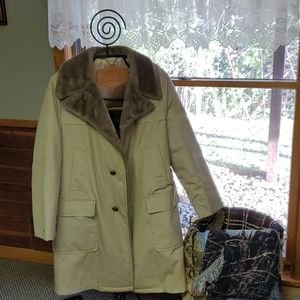 Woolrich Vintage Lined Sz. 40 Winter Coat